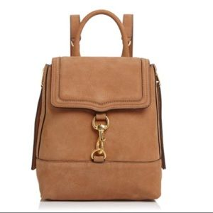 NWT Rebecca Minkoff Bree Leather Backpack